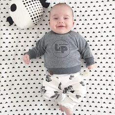 baby Brother wearing our Yorkie organic cotton baby leggings. Loving the monochrome vibe! Thanks to Mommy for this cuteness! Gifts For New Parents, Baby Leggings, Parent Gifts, Yorkshire Terrier, Yorkie, Baby Items, Monochrome, Baby Gifts, Dog Lovers