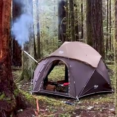 Hercules Winter Tent Floorless with Wood Stove Vent Survival Prepping, Survival Skills, Survival Gear, Survival Quotes, Survival Supplies, Emergency Supplies, Camping Survival, Outdoor Survival, Tent Camping