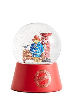 Paddington Snow Globe