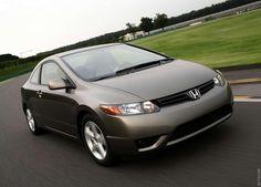 2006 Honda Civic Coupe- 2006 model ama 2012 modele değişmem