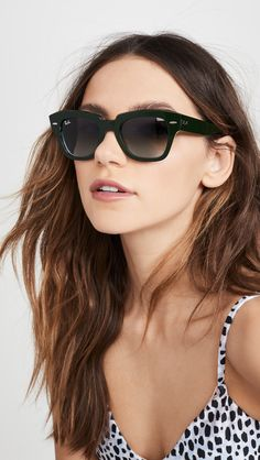 Welcome to RB-VOGUE, worldwide leaders in exclusive, rare and hard to find Ray-Ban sunglasses.You'll find the greatest selection of Ray-Ban sunglasses here ,available to ship worldwide. Round Face Sunglasses, Wayfarer Sunglasses, Cheap Sunglasses, Oakley Sunglasses, Ray Bans, Vogue, Womens Fashion, Fashion Outfits, Face Shapes