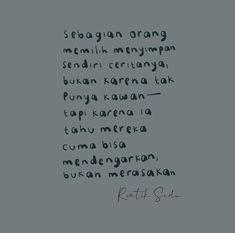 New Quotes Indonesia Rindu Sahabat Ideas Quotes Sahabat, Words Quotes, Best Quotes, Funny Quotes, Life Quotes, Short Quotes, Random Quotes, Cinta Quotes, Quotes Galau
