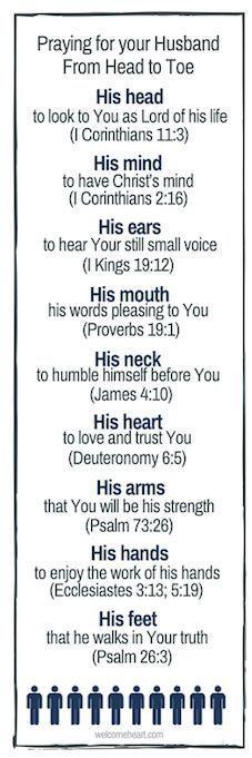 Praying for your husband. #prayer #pray #marriage