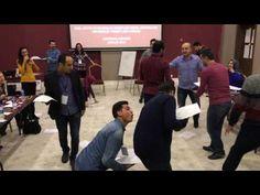 ısınma oyunları ve grup etkinlikleri - Kağıt Düşürme Oyunu - YouTube