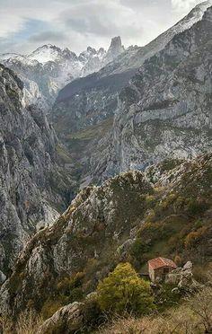 Urriellu Asturias