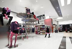 Liverpool Polanco Department Store, Mexico City (A.R.E Awards) department store