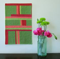 """The Silly BooDilly: """"Non-Pattern"""" Pattern: A Creative Exercise in Quilt Construction"""
