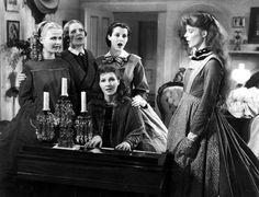 LITTLE WOMEN, Joan Bennett, Spring Byington, Frances Dee, Jean Parker, Katharine Hepburn, 1933