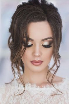 38 Insanely Beautiful Makeup Ideas for Any Event - Beauty Makeup Ideas - Makeup Hochzeit