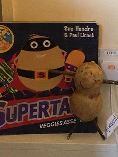 The Curiosity Approach Curiosity Approach, Potato Heads, Linnet, Mr Potato Head