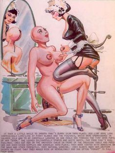 Eric-Stanton-Feminization-Haughty-Hollywood-Agent.jpg (450×595)