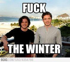 Winter? What winter?
