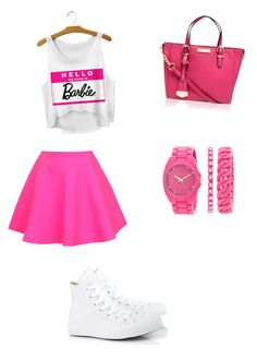 """Babie I stole your name"" by bethanie-bl ❤ liked on Polyvore"