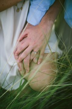 Jane in the Woods || Newport Beach Engagement Photos