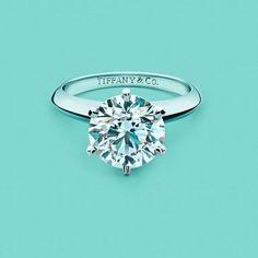 Cool                              engagement ring |                 Tumblr                     photo #Tiffany #Wedding #Rings