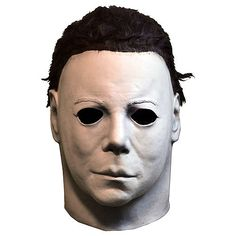 NEW Michael Myers Halloween Mask Horror Slasher Scary Real Life Like For Adults Halloween News, Halloween Looks, Halloween Movies, Spirit Halloween, Halloween Costumes, Halloween Party, Michael Myers Kostüm, Michael Myers Maske, Michael Myers Halloween Mask