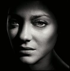 Marion Cotillard by Annie Leibovitz