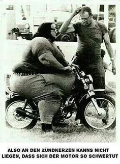 Moped zieht nicht. Warum nur?