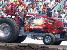 Visit BG, Ohio!: Events & Festivals: Tractor Pull Championship