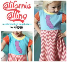 Sew in Tune - California Calling with Caila Made - Melly Sews