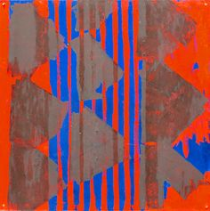 Hold It. Painting by Lucy Somers Oil, Emulsion and Gloss paint on board, exhibited at Needle's Eye in Liverpool Gloss Paint, Liverpool, Paintings, Oil, Board, Paint, Painting Art, Painting, Painted Canvas