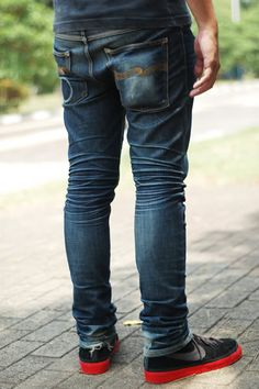 raw denim, sick fades, and ugly shoes