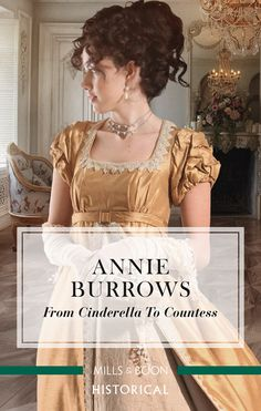 """Read """"From Cinderella to Countess"""" by Annie Burrows available from Rakuten Kobo. **From Cinderella in the shadows.**to countess in the spotlight? Lady's companion Eleanor Mitcham longs to escape her . Marquess, Viscount, Carole Mortimer, Bride Portrait, High Society, Mistress, Bestselling Author, Annie, Cinderella"""