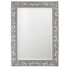 Howard Elliott Bristol Rectangle Mirror Finish: