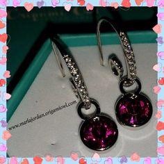Love!! ourNEW Earrings