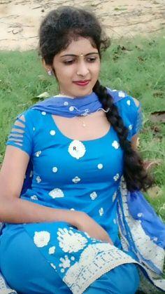Beautiful Girl Indian, Most Beautiful Indian Actress, Massage Girl, Village Girl, Punjabi Dress, Indian Girls Images, Cute Beauty, India Beauty