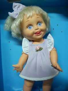 Baby Faces Doll by Galoob Toys