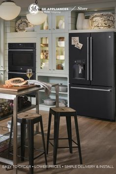 High-quality stylish products, an easy ordering process, simple delivery and installation, at the lower prices you need. Shop the GE Appliances Store today.