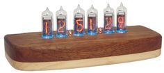 NIXIE - Classic Nixie Tube Clocks - Ramsey Electronics