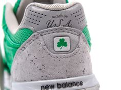 New Balance 990 St. Patricks Day Edition Sneaker