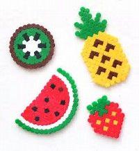 Resultado de imagen de patron fruta