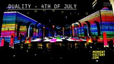 DUALITY - Atlantic City Sound and Light Show - July 4th. The show premiered on July 4th. Here are the reactions! ** New permanent sound and ...