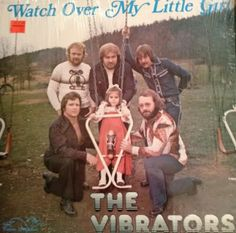 The Vibrators, Watch Over My Little Girl | 21 Awkwardly Sexual Album Covers