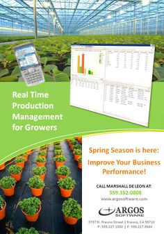 #spring #shipping: check out our #nursery #greenhouse #management #solution