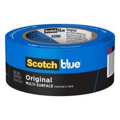 ScotchBlue in. x 60 yds. Original Multi-Surface Painter's ScotchBlue in. x 60 yds. Original Multi-Use Painter's Tape - Update Your Kitchen Cabinets