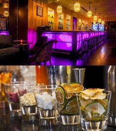 Le + élégant : le bar de l'Hôtel du Collectionneur