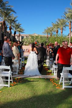 Beautiful day for a wedding...Kacy Hughes Photography did an awesome job capturing this wedding!