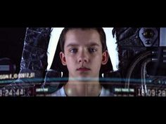 Enders Game trailer. I can't wait to see this!!!