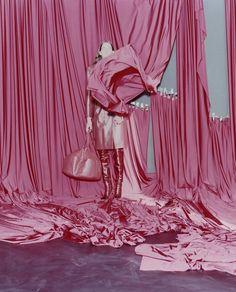 Balenciaga Spring 2017 Ad CampaignBY THE IMPRESSION TEAM        Photographer | Harley WeirModels | Alek Wek, Eliza Douglas,