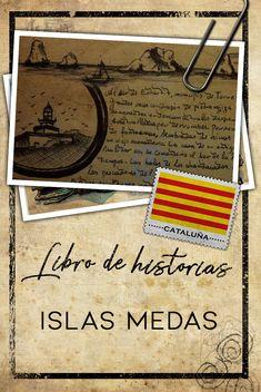 Piratas, guerras, monjes... tantas cosas escondieron estas islas... Aún no las conocen?