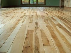 Character Maple Flooring [Balsam Wide Plank]