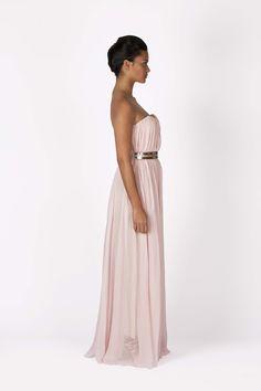Gown Dress   100% Silk    contact@dress-and-hightems.com