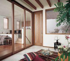 イメージ写真から室内ドア・フローリング・収納を探す|室内ドア・フローリング・収納 | Panasonic