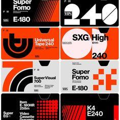 "549 mentions J'aime, 11 commentaires - Kurppa Hosk (@kurppahosk) sur Instagram: ""FOMO poster detail. #kurppahosk #fomotv #poster #typography #logotype #symbol #identity #vhs…"""