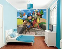 Mike the Knight Fotobehang