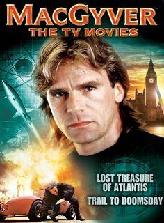 MacGyver - TV Movie: Lost Treasure Of Atlantis / Jagd nach dem Schatz von Atlantis / Lost Treasure Of Atlantis